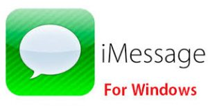 iMessage for Windows 8