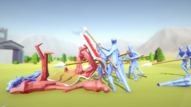 Totally Accurate Battle Simulator Download Game Free