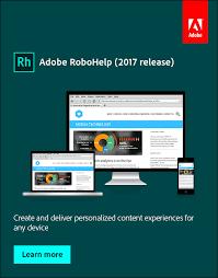 Adobe RoboHelp 2017 Crack plus Keygen v13.0.0.257 Free