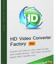 HD Video Converter Factory Pro Crack 11.2 Registration Code Final