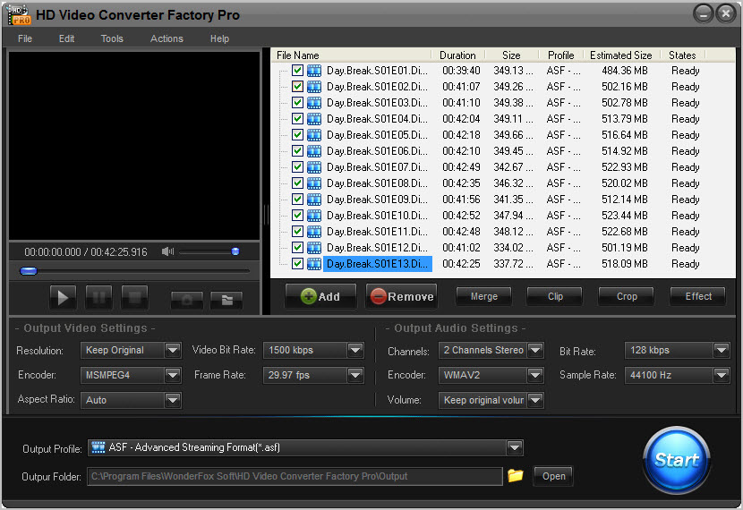 HD Video Converter Factory Pro Crack 11.2 Registration Code Final