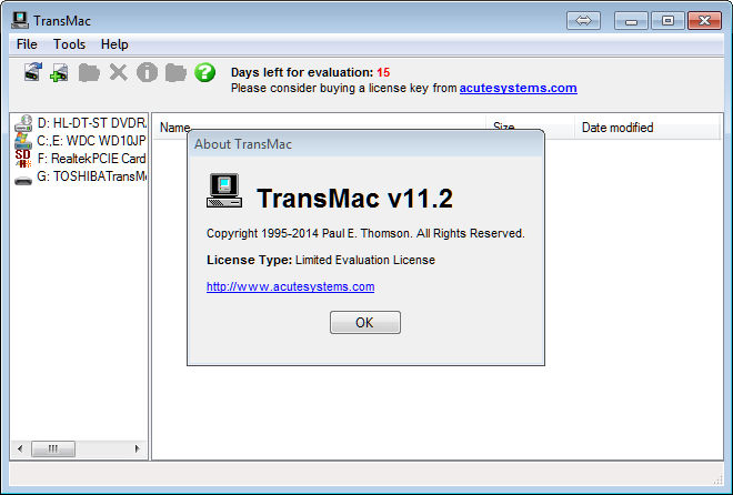 TransMac 11.12 Crack Plus Keygen ALL VERSION Supported