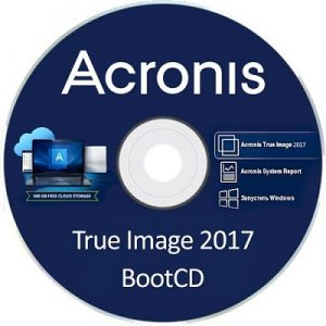 Acronis True Image 2017 Crack + Serial Keys Download Build 5554