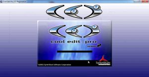 Cool Edit Pro 2.1 Crack + Keygen With Key Download Free [Latest]