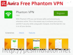 Avira Free Phantom VPN 2.8.4.30088 Download Full Free [Latest]