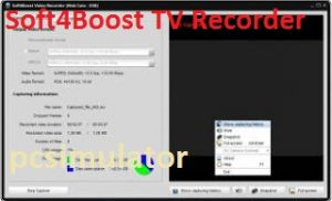 Soft4Boost TV Recorder 4.6.3.607 Crack + Serial Key Download [2017]