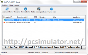 SoftPerfect Wifi Guard 2.0.0 Download Free 2017 [Win + Mac]