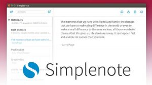 Simplenote With Crack Full Version Free Download
